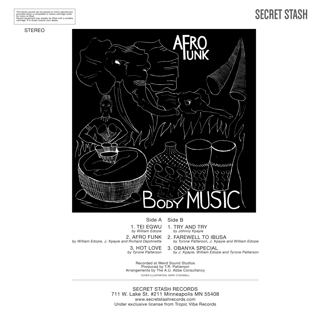 AFRO FUNK picture