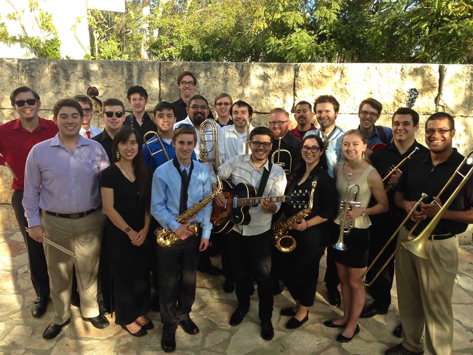 APU JAZZ ENSEMBLE picture