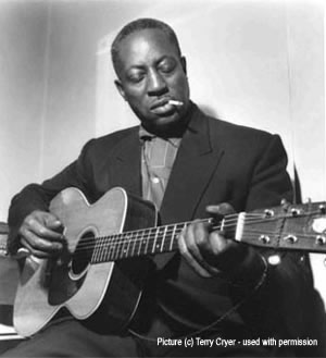 BIG BILL BROONZY picture