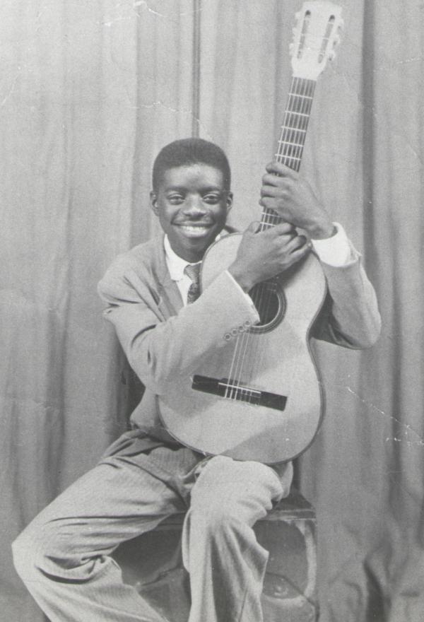 BILL HARRIS (GUITAR) picture