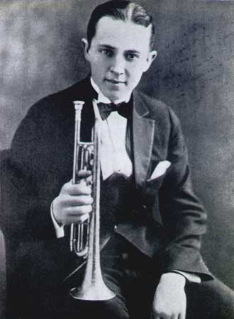 BIX BEIDERBECKE picture