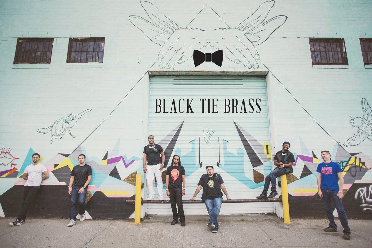 BLACK TIE BRASS picture