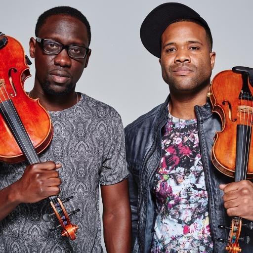 BLACK VIOLIN picture