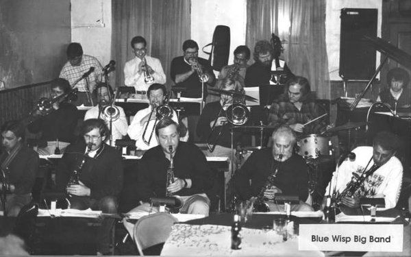 BLUE WISP BIG BAND picture