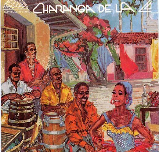 CHARANGA DE LA 4 picture