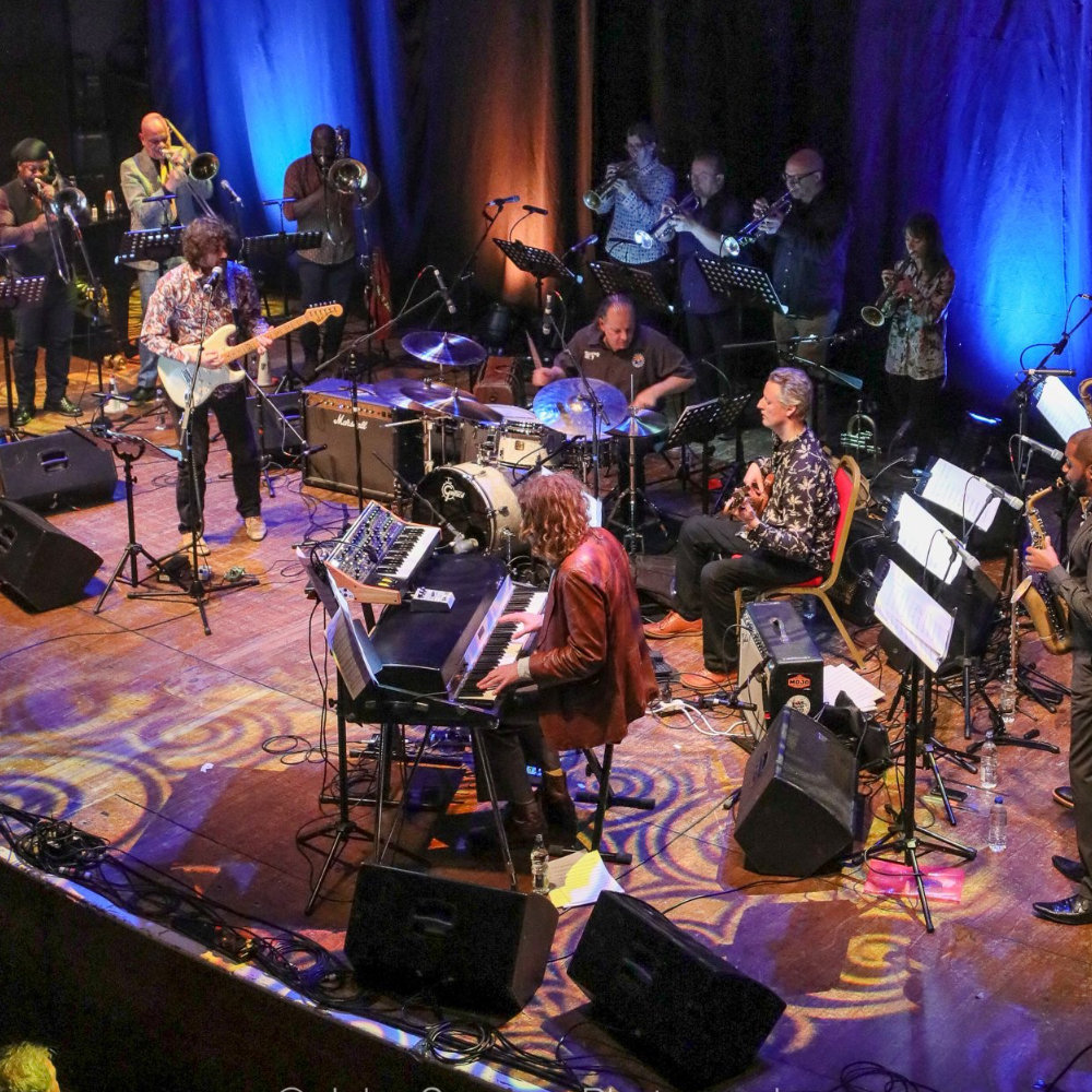 ELECTRIC LADY BIG BAND picture