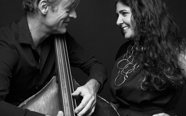 FRANÇOIS MOUTIN & KAVITA SHAH DUO picture