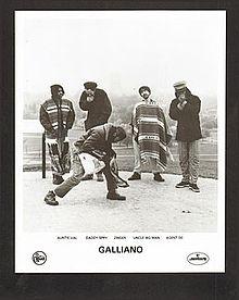 GALLIANO picture