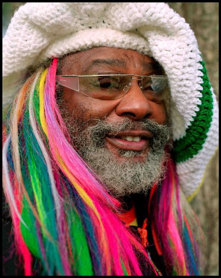 GEORGE CLINTON picture
