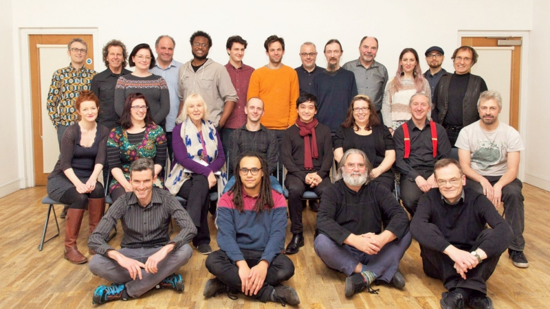 GLASGOW IMPROVISERS ORCHESTRA picture