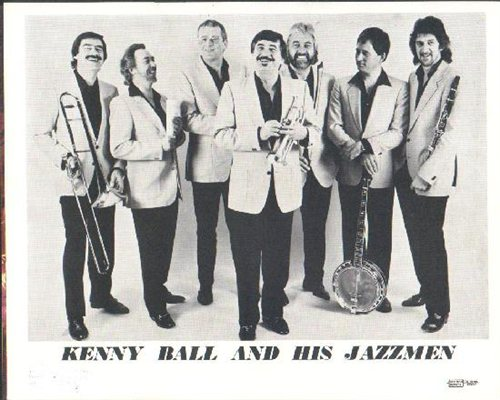 KENNY BALL picture