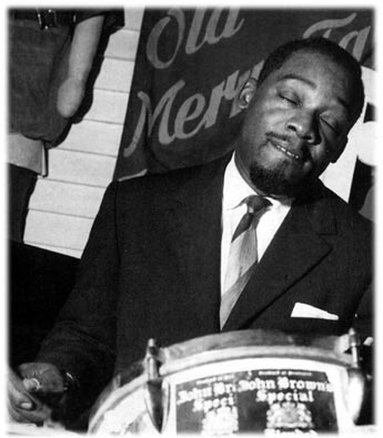 KENNY CLARKE picture