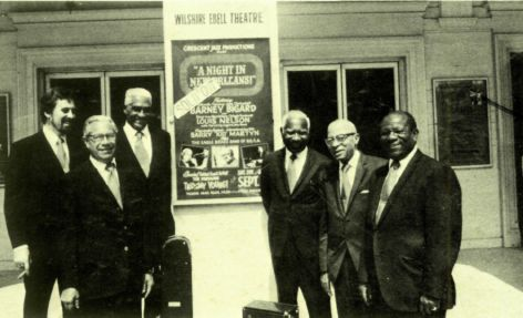 LEGENDS OF JAZZ picture