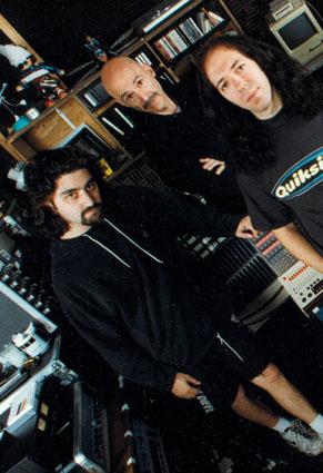 LIQUID TRIO EXPERIMENT picture