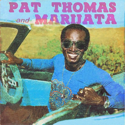 MARIJATA / PAT THOMAS picture