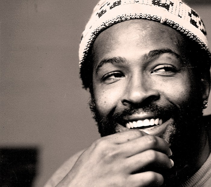 MARVIN GAYE picture
