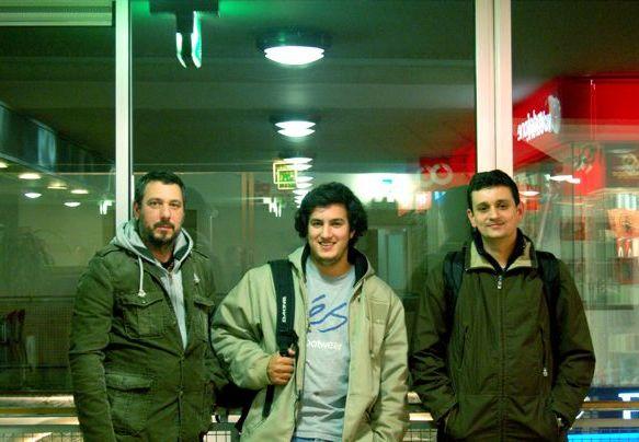 RED TRIO picture