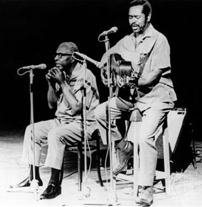 SONNY TERRY & BROWNIE MCGHEE picture