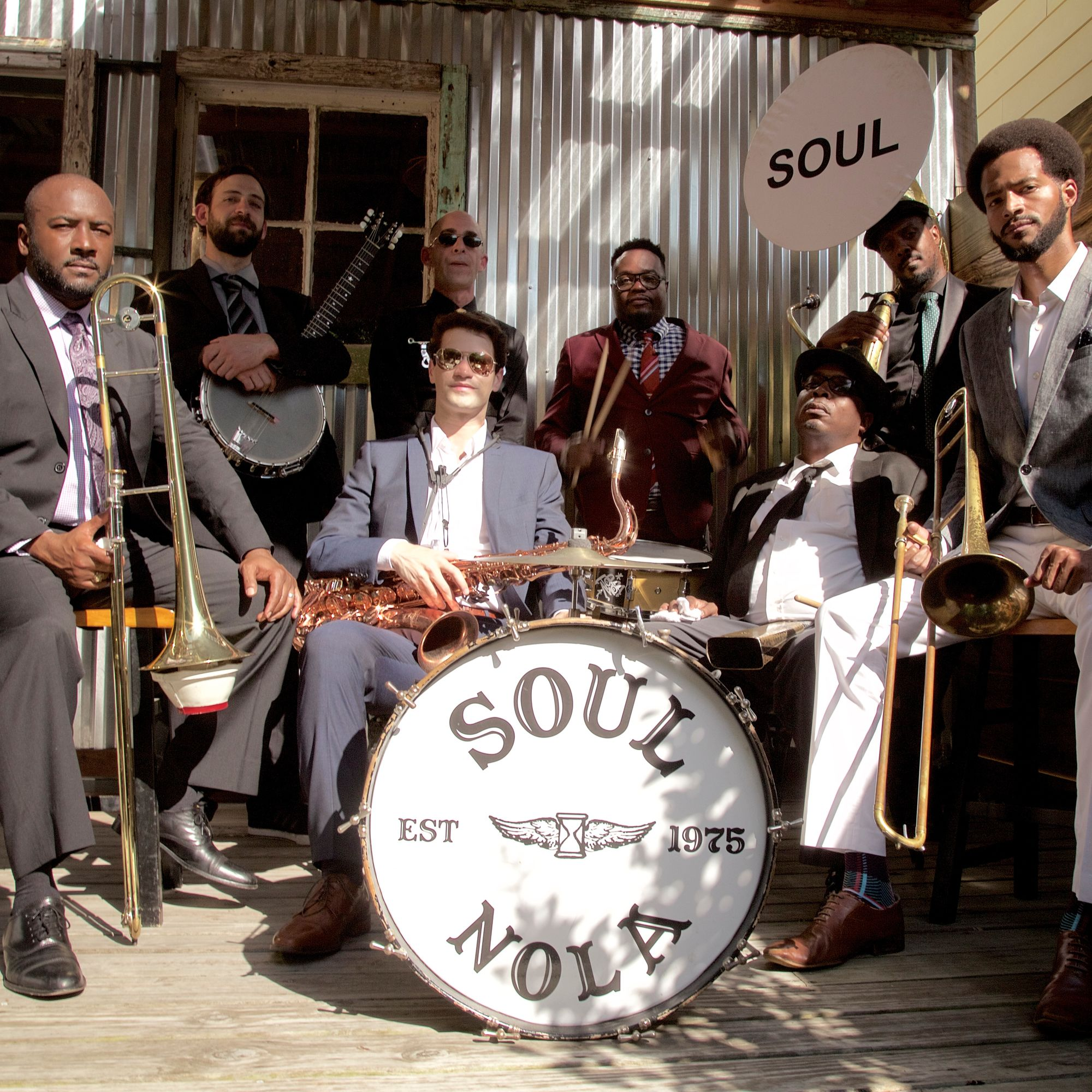 SOUL BRASS BAND picture