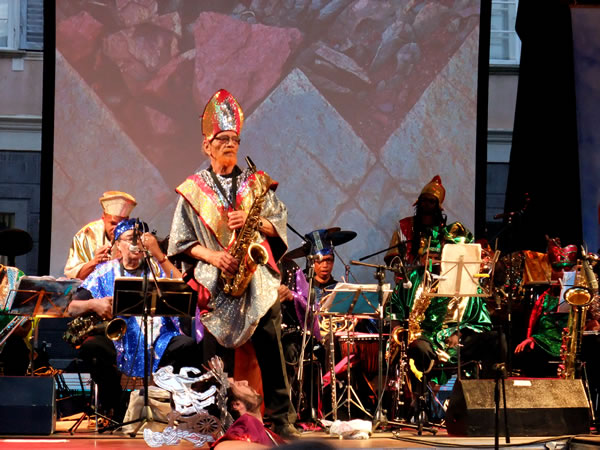 SUN RA ARKESTRA UNDER THE DIRECTION OF MARSHALL ALLEN picture