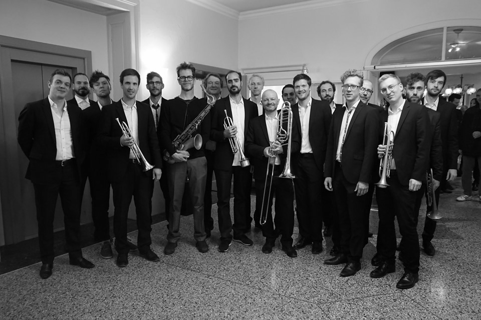 SWISS JAZZ ORCHESTRA picture
