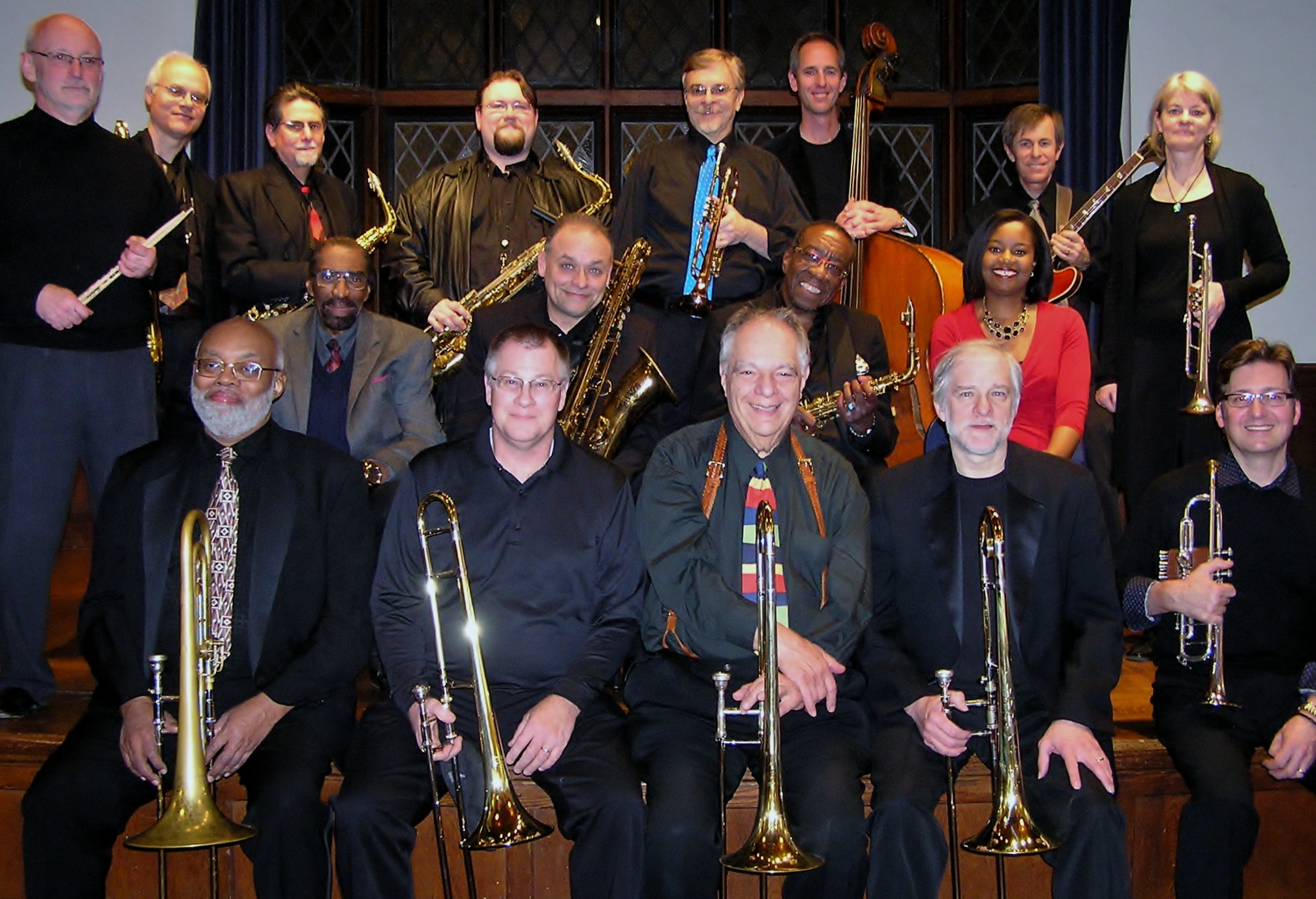 THE AARDVARK JAZZ ORCHESTRA picture