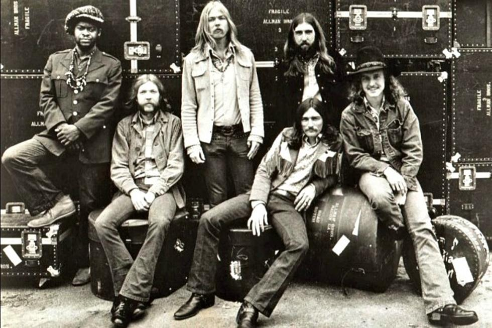 THE ALLMAN BROTHERS BAND picture