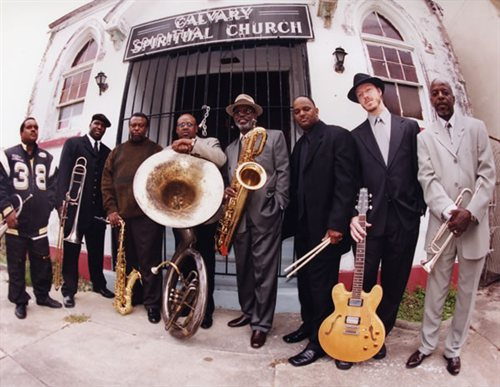 THE DIRTY DOZEN BRASS BAND picture