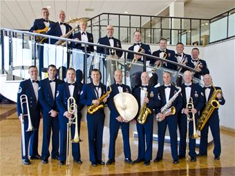 THE FALCONAIRES (UNITED STATES AIR FORCE ACADEMY FALCONAIRES) picture