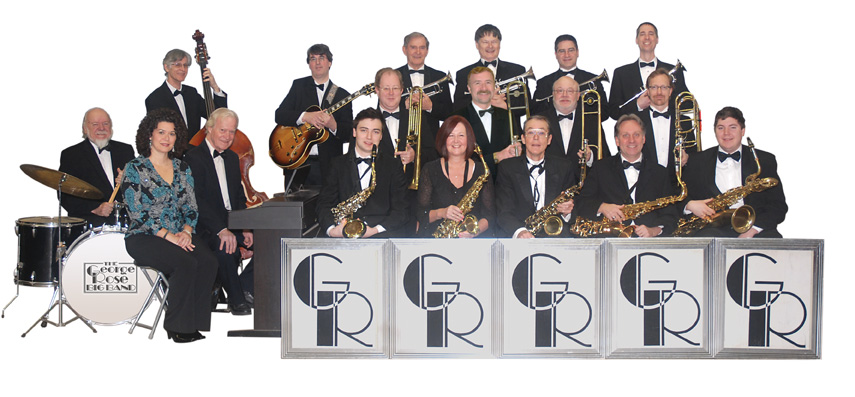 THE GEORGE ROSE BIG BAND picture