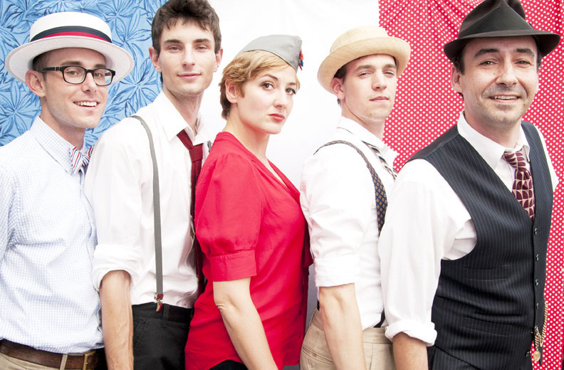 THE HOT SARDINES picture