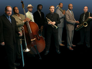 THE NEW JAZZ COMPOSERS OCTET picture