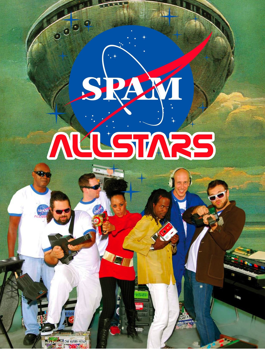 THE SPAM ALL-STARS picture