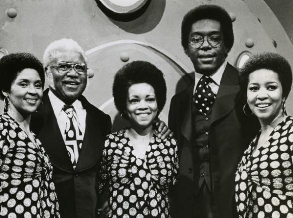 THE STAPLE SINGERS / THE STAPLES picture