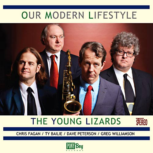 THE YOUNG LIZARDS picture