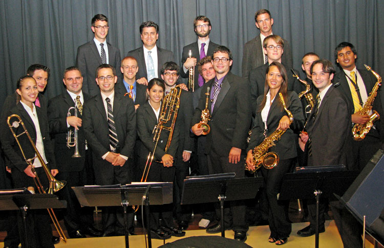 UCF JAZZ ENSEMBLE picture