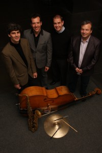 WESTERN JAZZ QUARTET picture