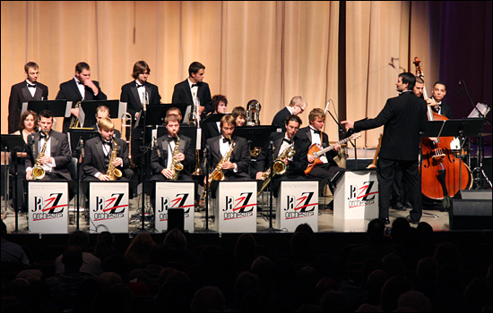 WESTERN MICHIGAN UNIVERSITY JAZZ ORCHESTRA picture