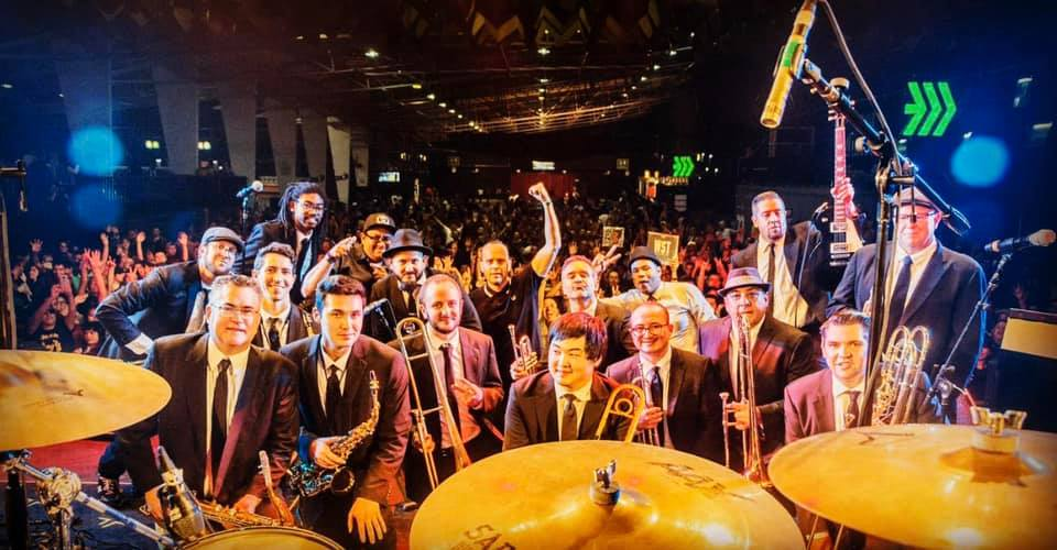 WESTERN STANDARD TIME SKA ORCHESTRA picture