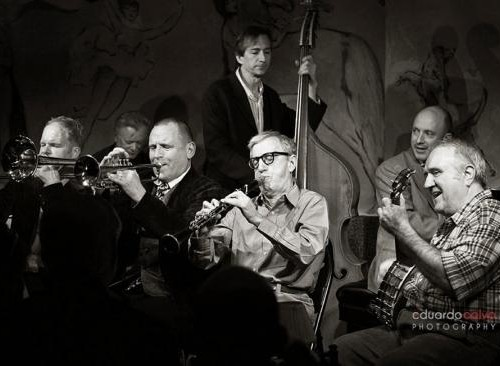 WOODY ALLEN & HIS NEW ORLEANS JAZZ BAND picture