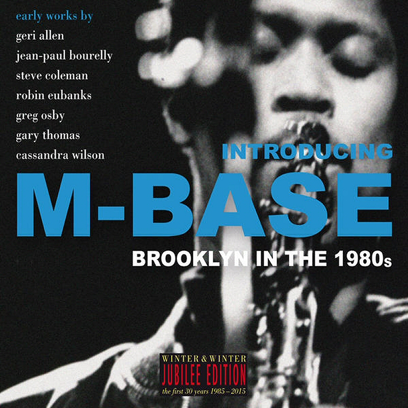 10000 VARIOUS ARTISTS - Introducing M-Base cover