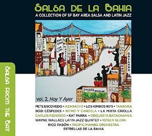 10000 VARIOUS ARTISTS - V.A. - Salsa de la Bahia Vol. 2, Hoy Y Ayer cover