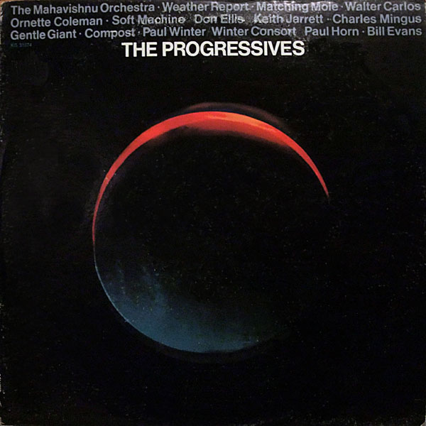 10000 VARIOUS ARTISTS - Various ‎– The Progressives cover