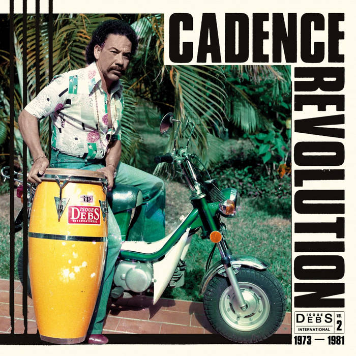 10000 VARIOUS ARTISTS - Cadence Revolution : Disques Debs International Vol. 2 cover