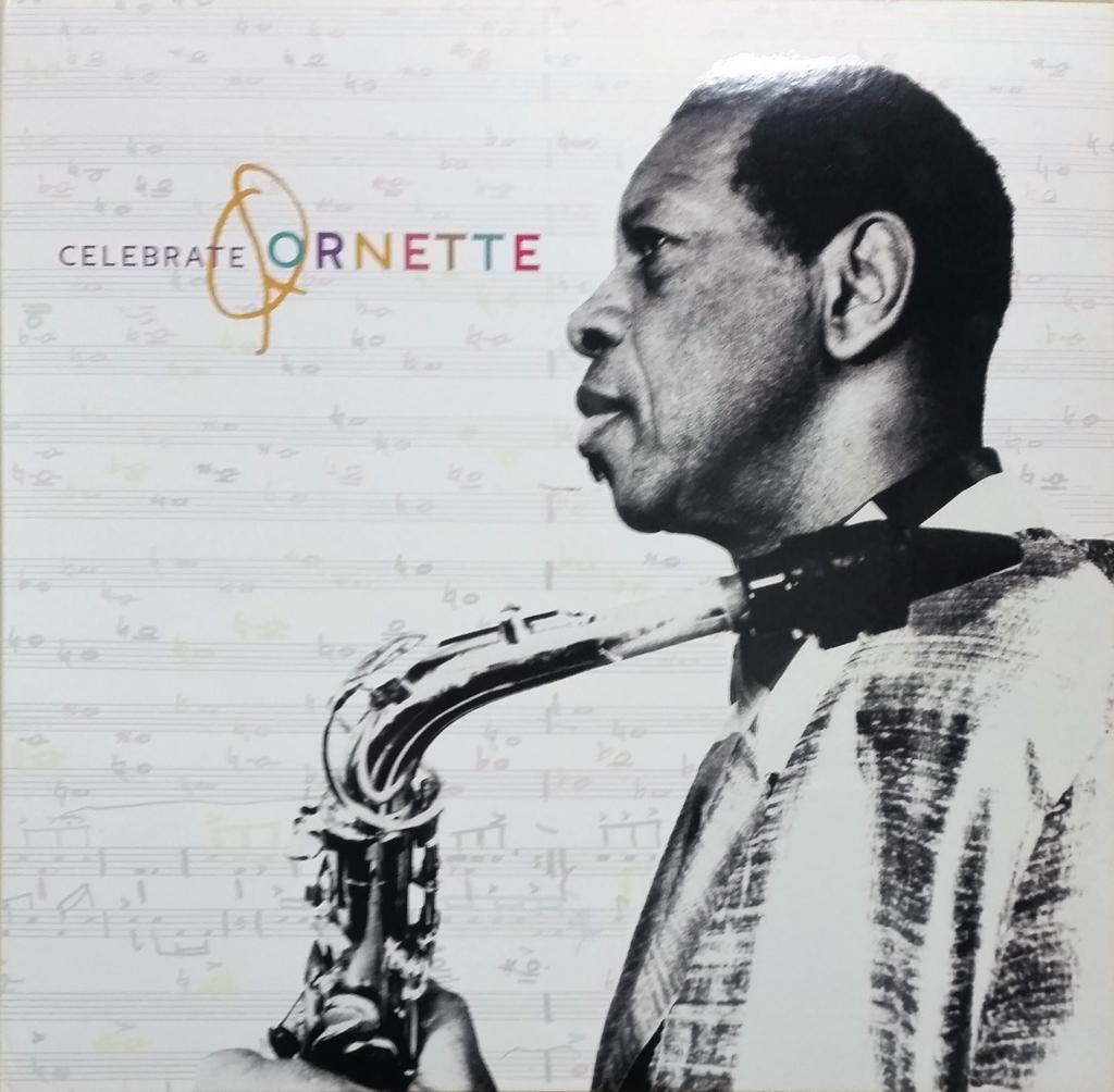10000 VARIOUS ARTISTS - Celebrate Ornette cover