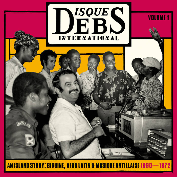 10000 VARIOUS ARTISTS - Disques Debs International Vol. 1 cover