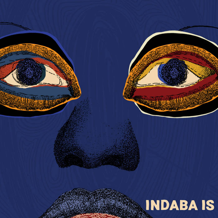 10000 VARIOUS ARTISTS - Indaba Is cover