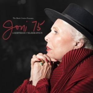 10000 VARIOUS ARTISTS - Joni 75 : A Birthday Celebration cover