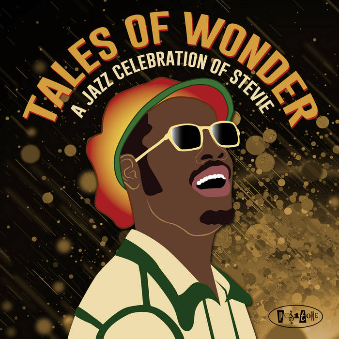 10000 VARIOUS ARTISTS - Tales Of Wonder - A Jazz Celebration Of Stevie cover