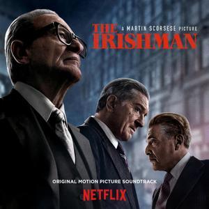 10000 VARIOUS ARTISTS - The Irishman (Original Motion Picture Soundtrack) cover